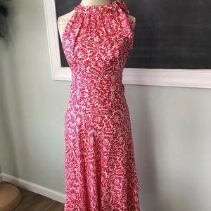 Lilly Pulitzer Silk White Label Dress 8